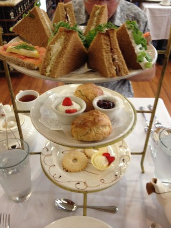Chado Tea Room: Afternoon tea