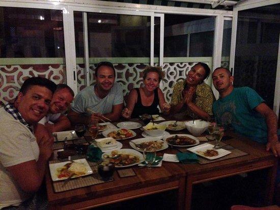 Sawadee ka Thai Restaurante: PASANDOLO GENIAL EN UN LUGAR MARAVILLOSO