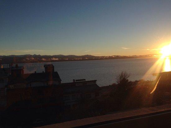 Quillen Hotel & Spa: Nascer do sol