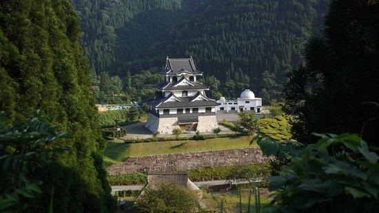 Fujihashi Castle Nishimino Planetarium
