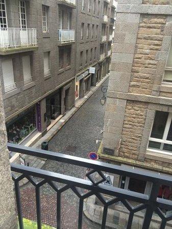La Maison des Armateurs : view from room