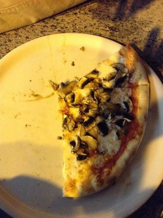 All  Isola: Leftover Pizza