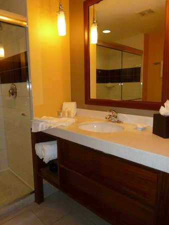 Hotel Urbano: Bathroom