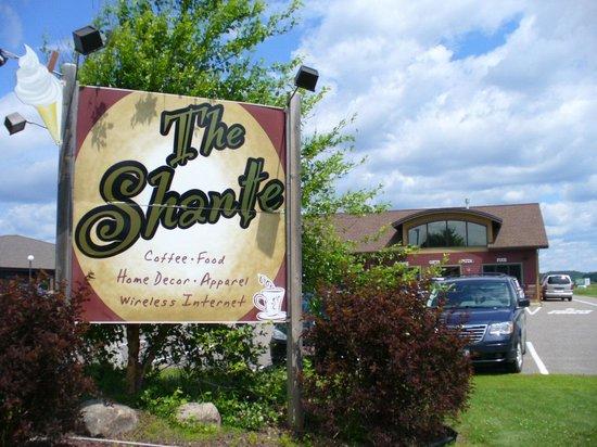 Pillager, MN: Shante sign