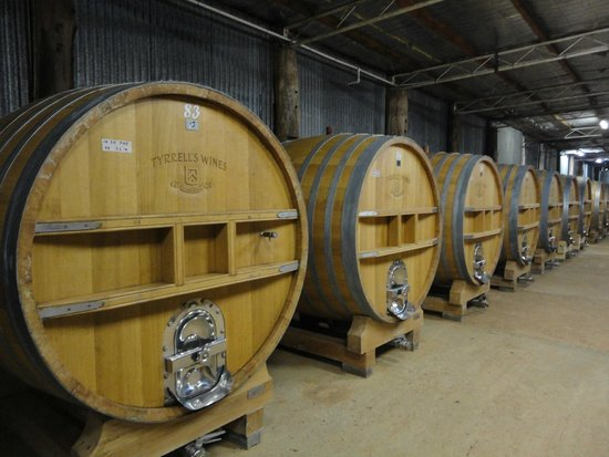 Wine Country Tours: Tyrrells Wines