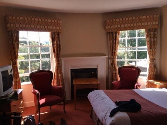 Stauntons on the Green: Room 314, overlooking Iveagh Gardens