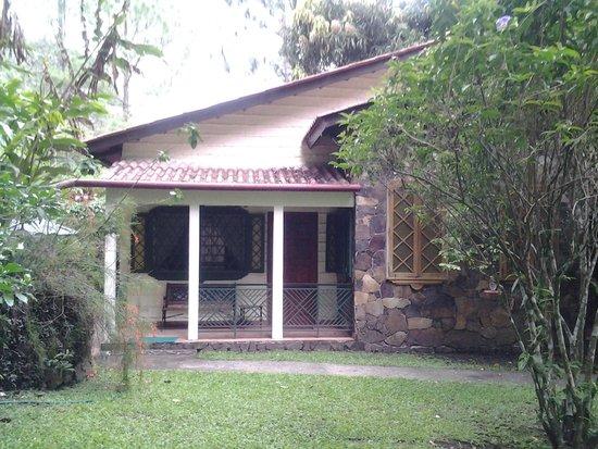 Park Eden Bed & Beakfast: Our room/cottage