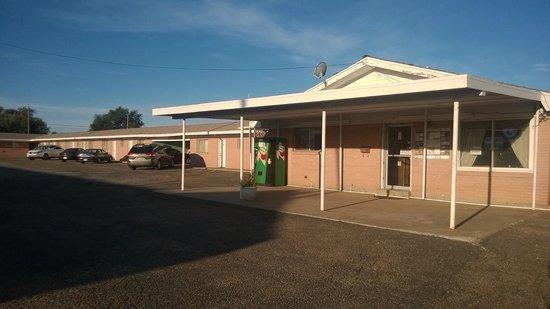 Bonanza Motel Vega Tx