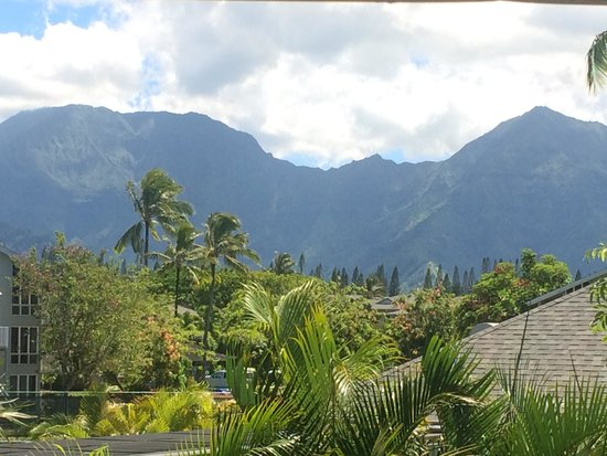 Cliffs at Princeville: View from Main Bedroom