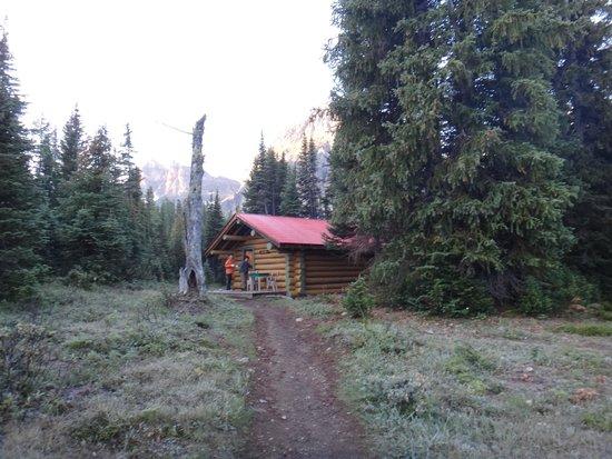Assiniboine Lodge: 泊まったキャビン