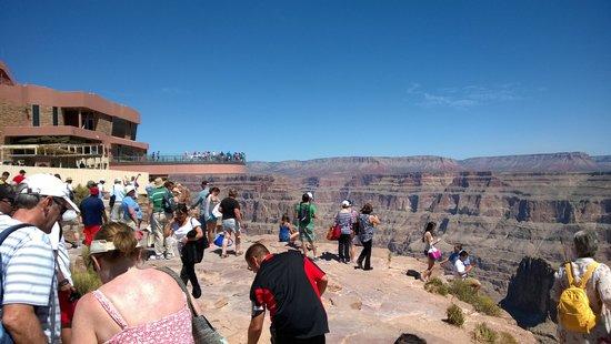 Grand Canyon Skywalk: Beautiful Scenery