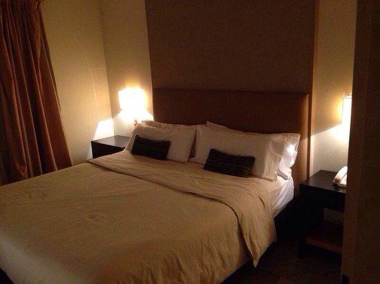 Galileo Boutique Hotel  Bariloche: Habitación