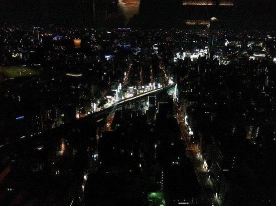 Tapas Molecular Bar: Spectacular view from the 38th floor of the Mandarin Oriental