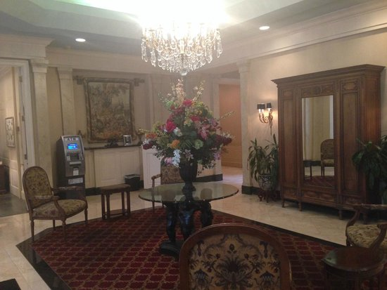 Hotel St. Marie: Lobby