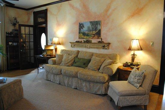 Addison, Pensylwania: Living Room