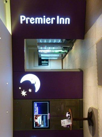 Premier Inn London Gatwick Airport (North Terminal) Hotel : World Premier?