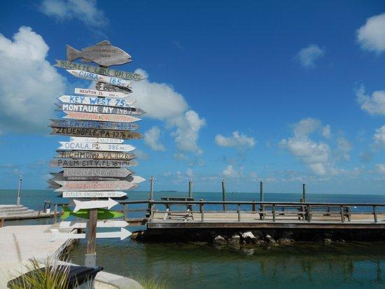 Coral Bay Resort: View of docks