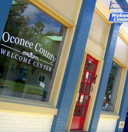Watkinsville, Géorgie : Oconee County Welcome Center