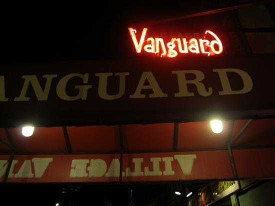 The Village Vanguard: village vanguard