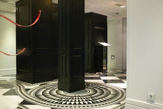 Hotel Unico Madrid: Lobby