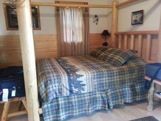 Elijah's Rest Cabins & Breakfast: Cowboy Cabin