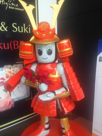 Hajime Robot Restaurant - Rama 3: Robot!