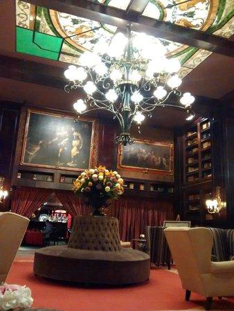 Hotel Geneve Ciudad de Mexico : Área de Lobby
