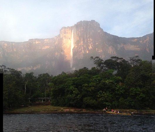 Jungle Rudy's Ucaima Camp: Salto Angel