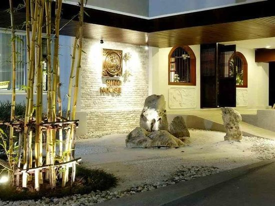 Sino House Phuket Hotel and Apartment: A nice place to stay to eenjoy the Spa package !
