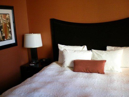 Hampton Majestic Chicago Theatre District: Hampton king size bedroom