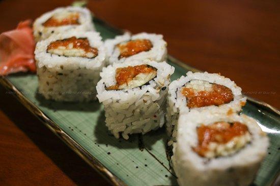 Ogawa Japanese Restaurant: Spicy Salmon
