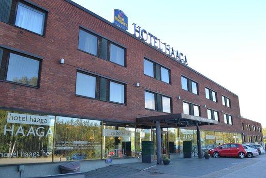 BEST WESTERN PLUS Hotel Haaga: Вид отеля