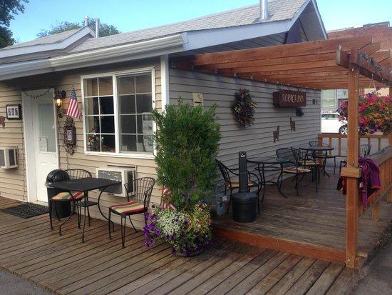 Alpaca Inn: Main Office