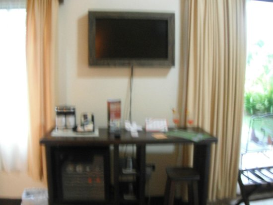 Arenal Springs Resort and Spa: counter