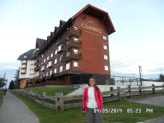 Hotel Cumbres Puerto Varas: Lindo hotel