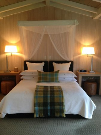 Huka Lodge: Our Room