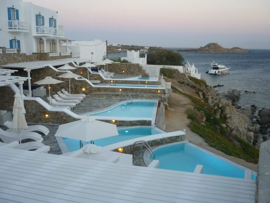 Petasos Beach Hotel & Spa: UN PLACER