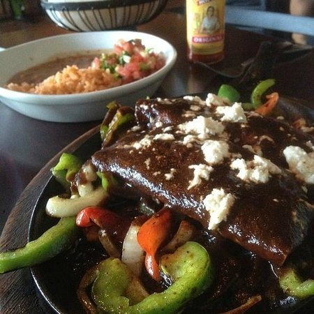 Agave's hearty dishes
