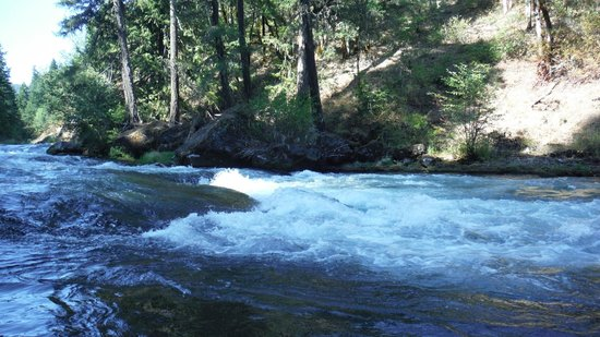 Zoller's Outdoor Odysseys: Some of the rapids