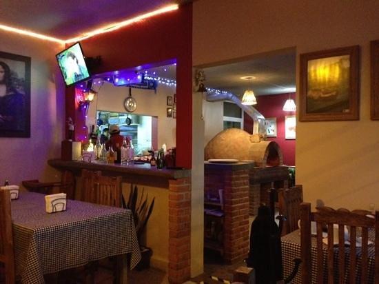 Napoli Ristorante Pizzeria: restaurant