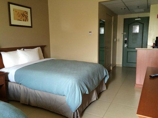 Country Inn & Suites By Carlson, Panama Canal, Panama: Habitacion