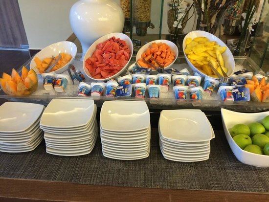 Country Inn & Suites By Carlson, Panama Canal, Panama: Desayuno