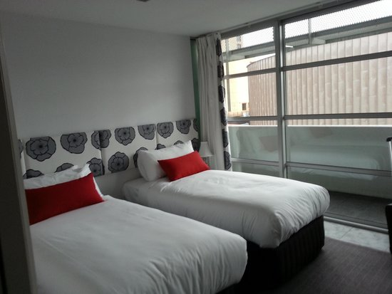 Zero Davey Boutique Apartment Hotel: one of the bedrooms