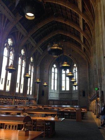 University of Washington: library