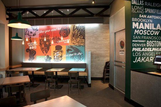 Wingstop Eastwood Citywalk 2
