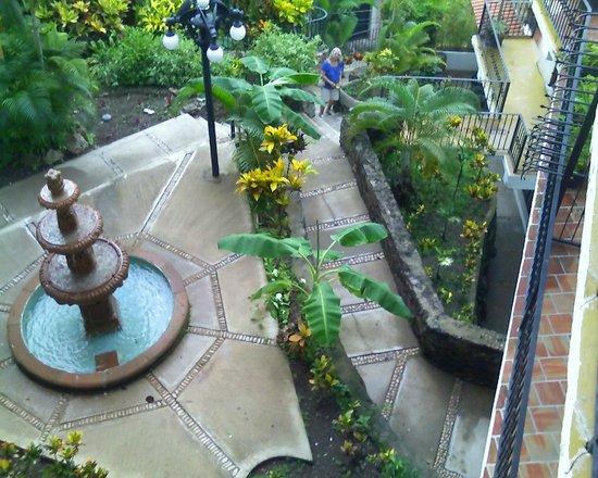 Villas Loma Linda: the walk