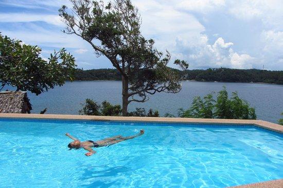 Punta del Este: infinity pool - great for a relaxing dip!