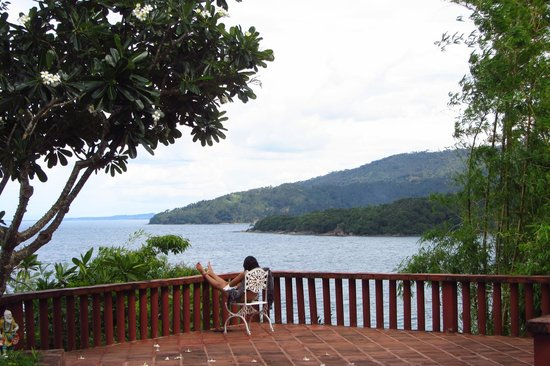 Punta Del Este : terrace with a view - read, relax, yoga, tan