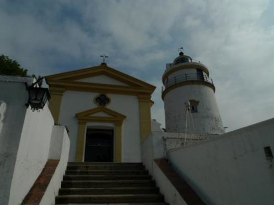 Chapel of Our Lady Guia: 外観