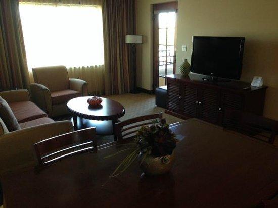 MarBrisa Carlsbad Resort: Living Room